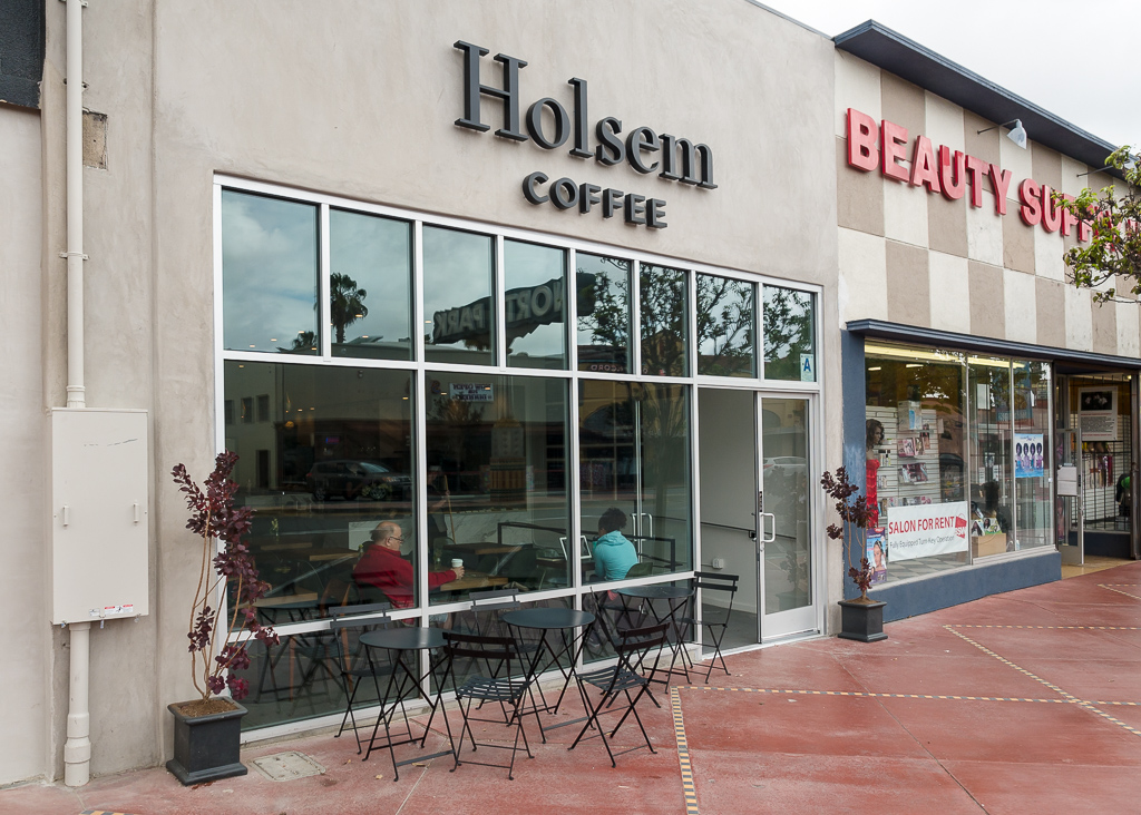 Holsem Coffee Now Open in North Park