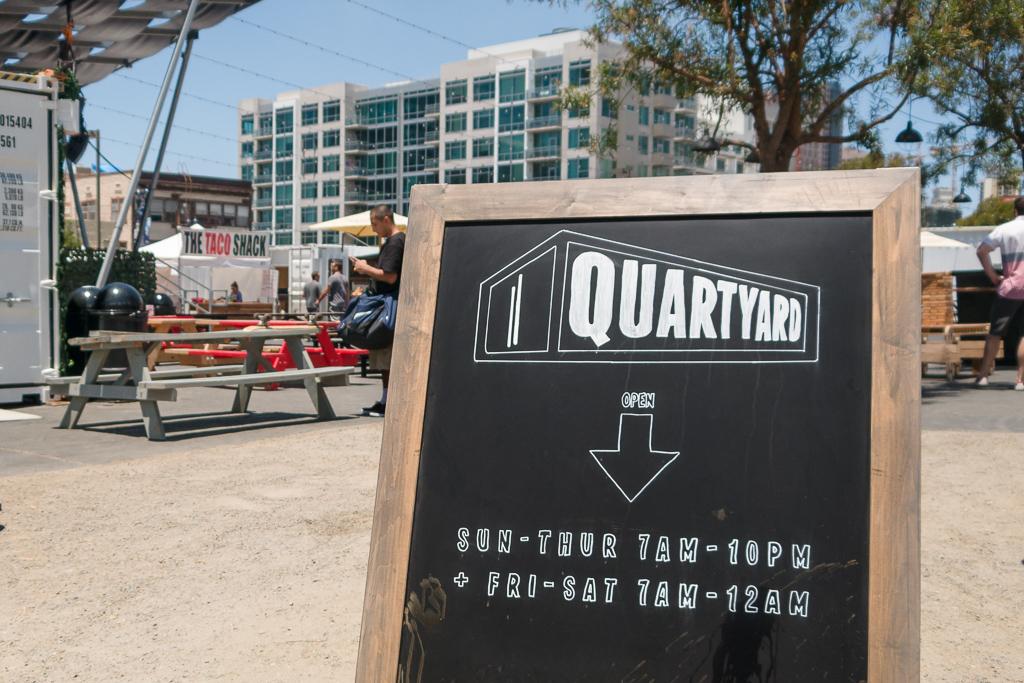 Quartyard – Dog Park, Music, Food and Drinks