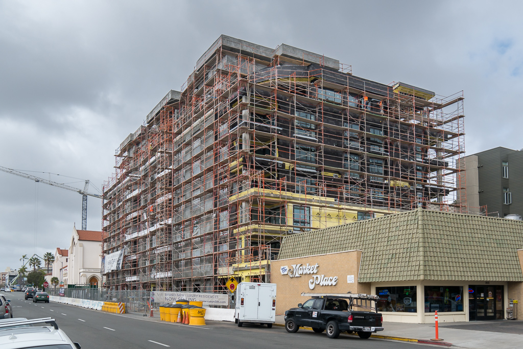 Vue On 5th – Newest Luxury mid-rise in Bankers Hill